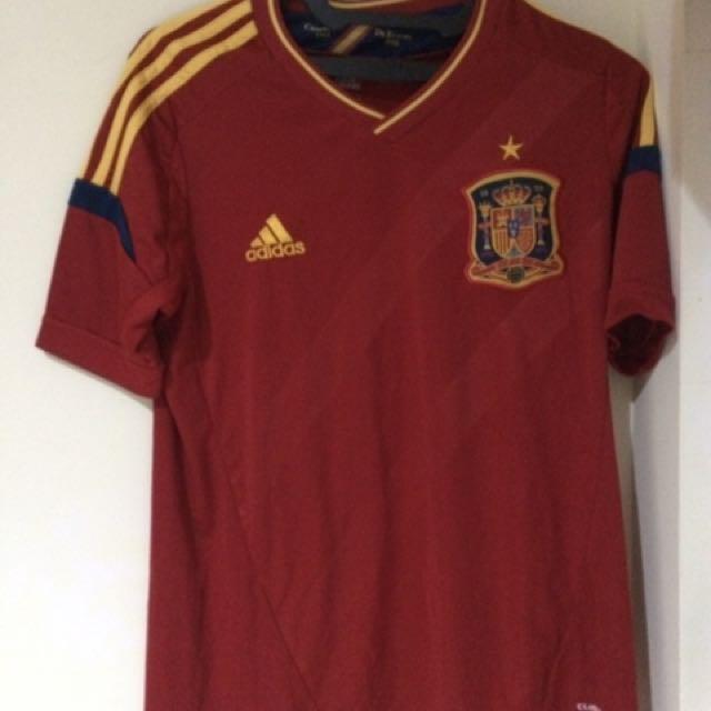 Baju Bola Spain ORI