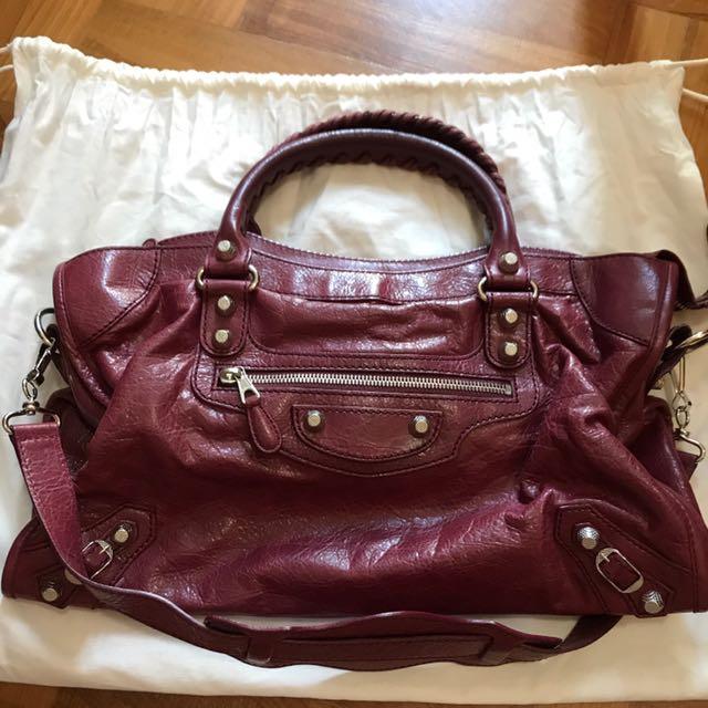211b6ca0c558 Balenciaga Giant city Bag Medium Size