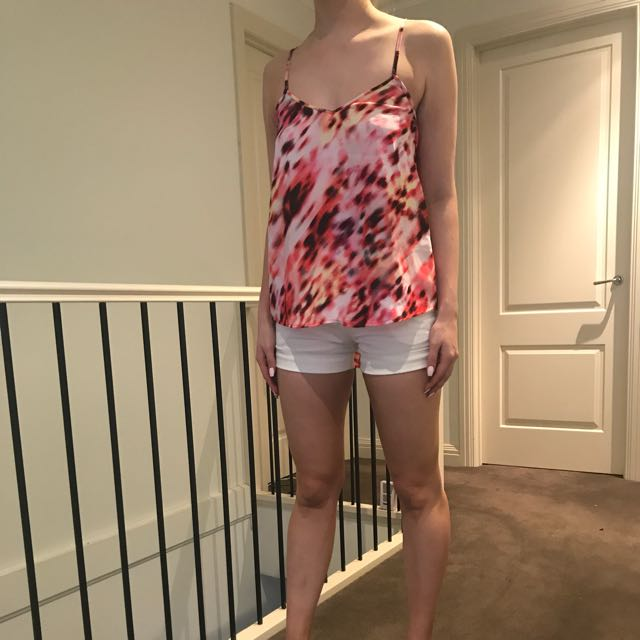 Bardot Top Size 8