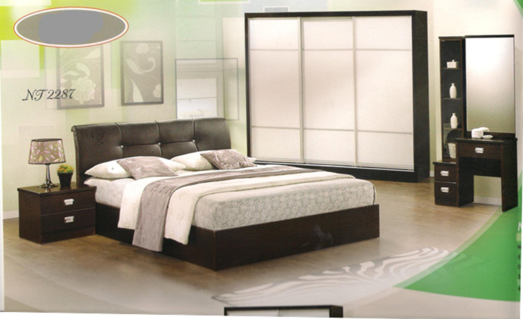 Bedroom Set Bilik Tidur Model Nt2287 Home Furniture On Carou