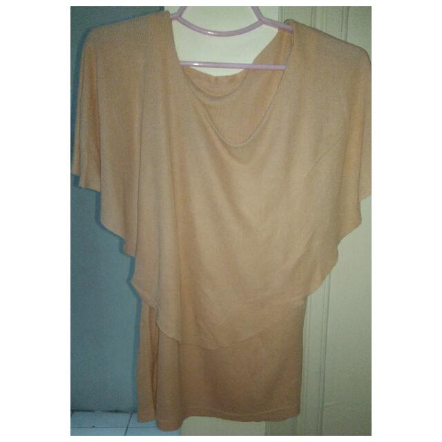 Blouse Pink Nude