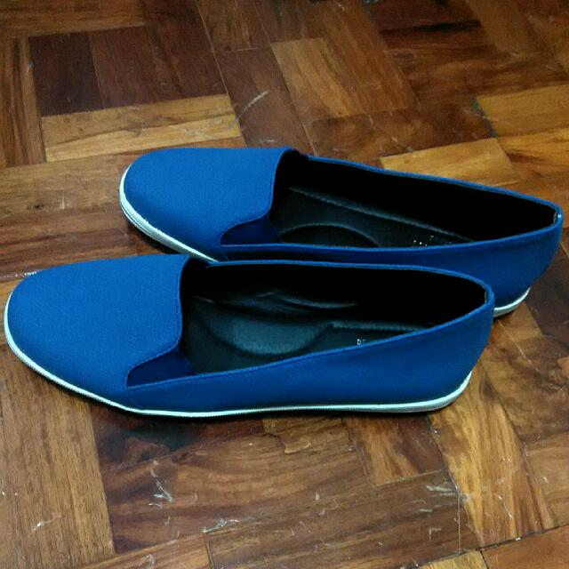 Blue Loafers Tutum Logan