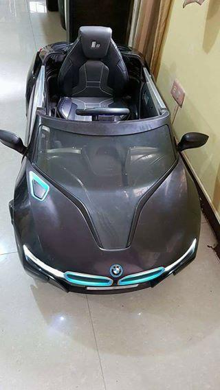 BMW i8 Ride On Sports Car: Spyder Concept