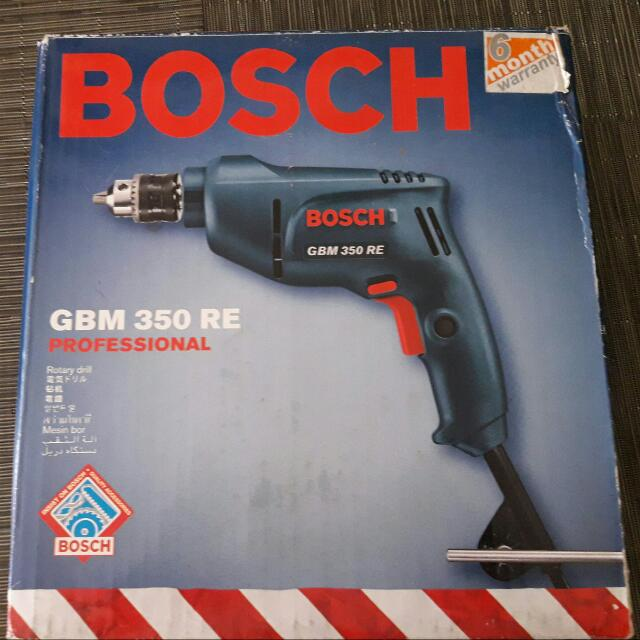 Bosch Impact Drill Model GBM 350 RE Professional
