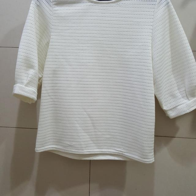 Bought In korea Boxy Top