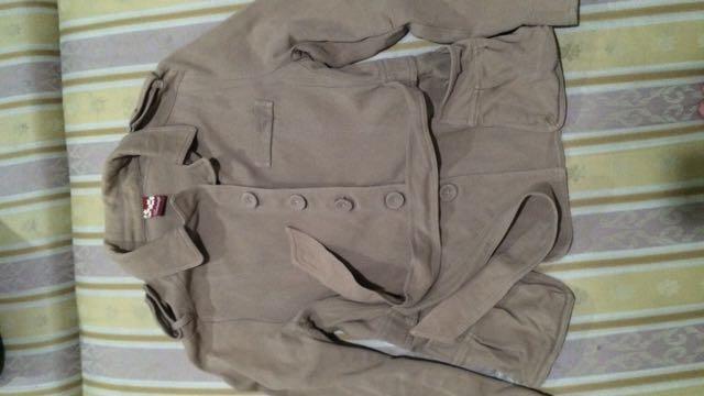 Brown Denim Jacket