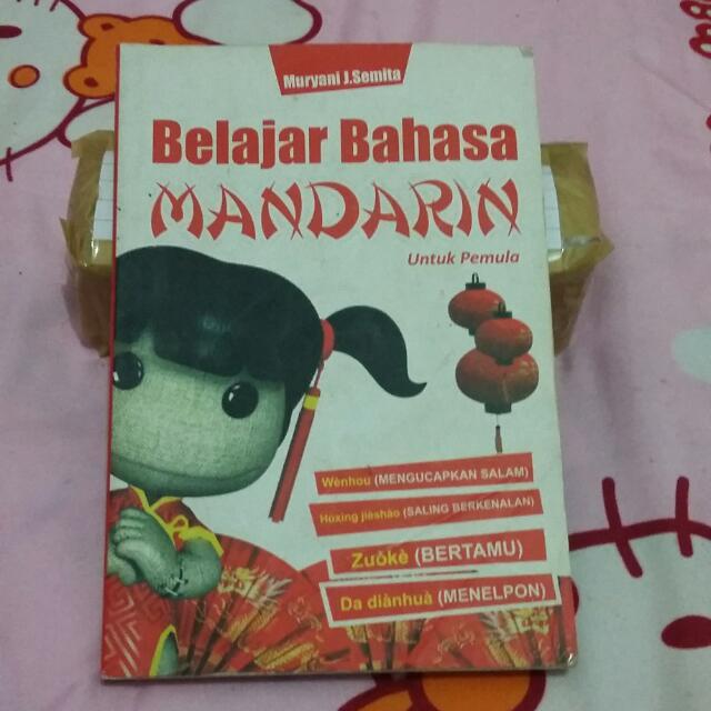 Buku Cepat Belajar Bahasa Mandarin