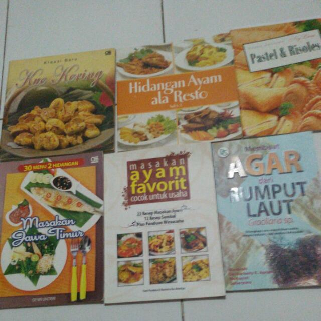 Buku Masakan Part 1