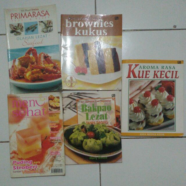 Buku Masakan Part 2