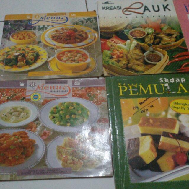 Buku Masakan Part 3