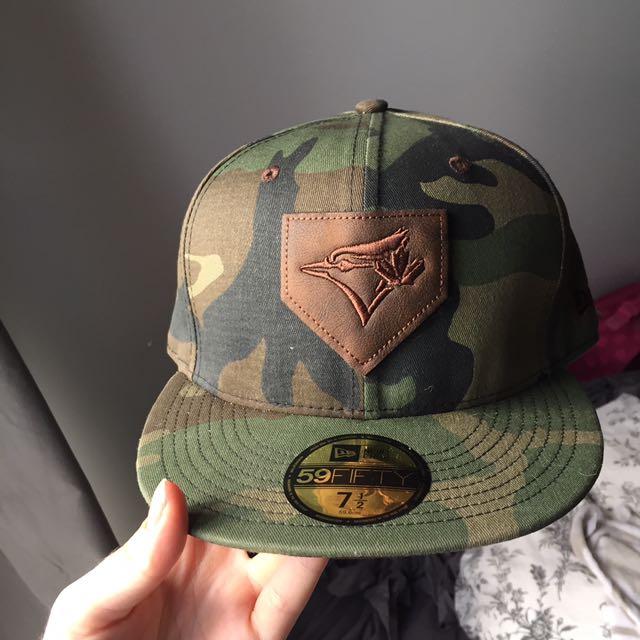 Camo Jays Hat