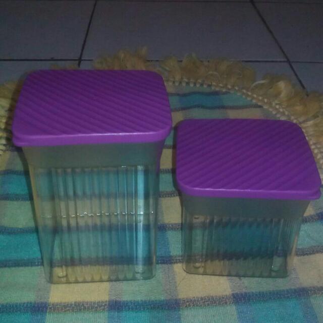 Candy Jar Tupperware