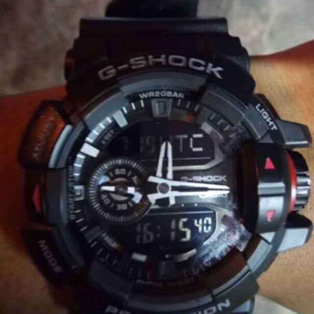 on sale 4b7c1 db72e Casio G-shock 5398 GA - 400
