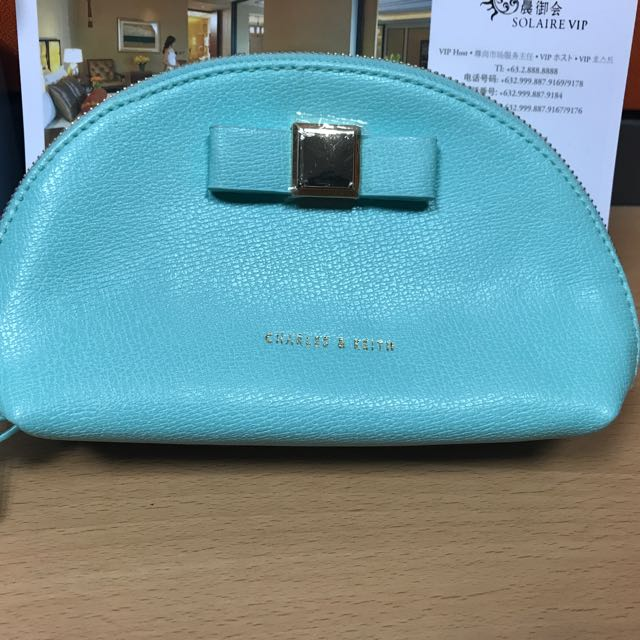Charles And Keith Pouch Bag