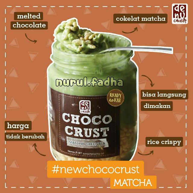 Chococrust Greentea (Matcha)