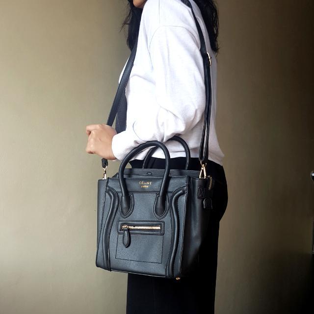 CÉLINE BAG (black) kw batam