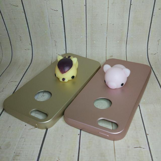 COD! Metallic Candy Soft  Case FREE Squishy toy