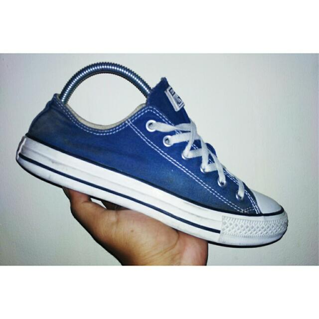 Converse All Star low navy