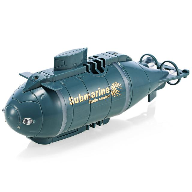 LAST PIECE RC Submarine - Remote Control underwater mini small nano cool  submarine / boat function