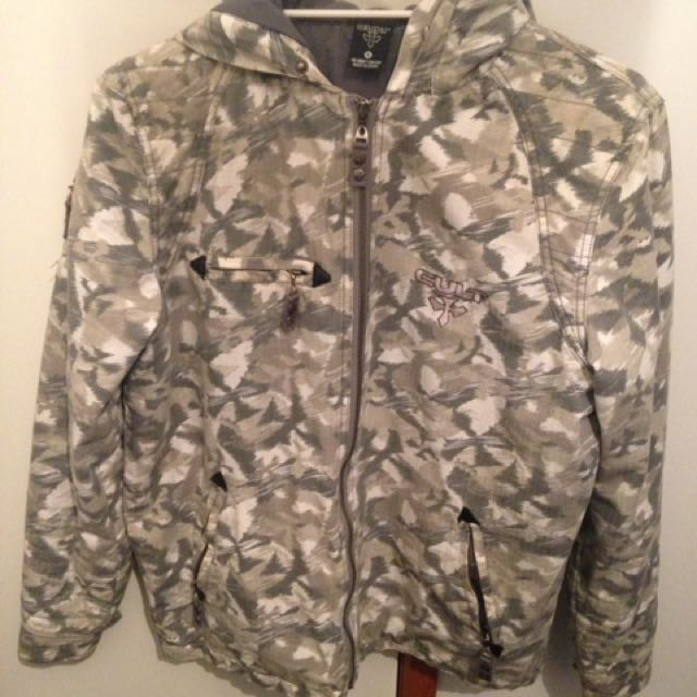 Cult Industries Camouflage Jacket