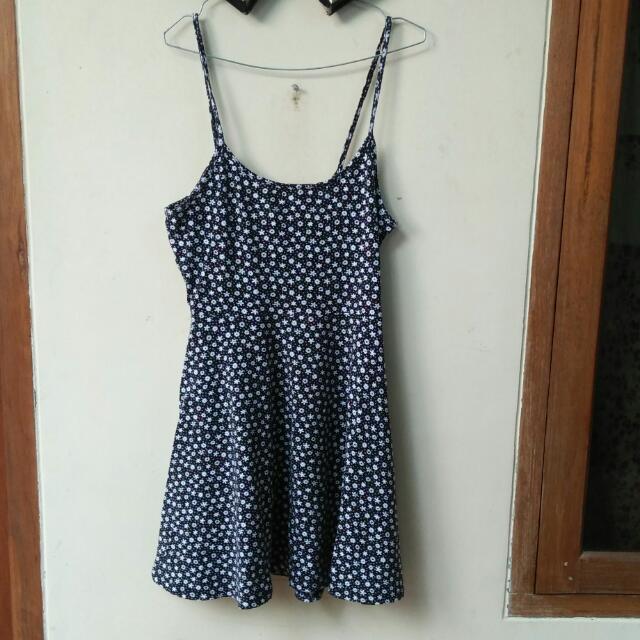 DEVIDED Flower Dress
