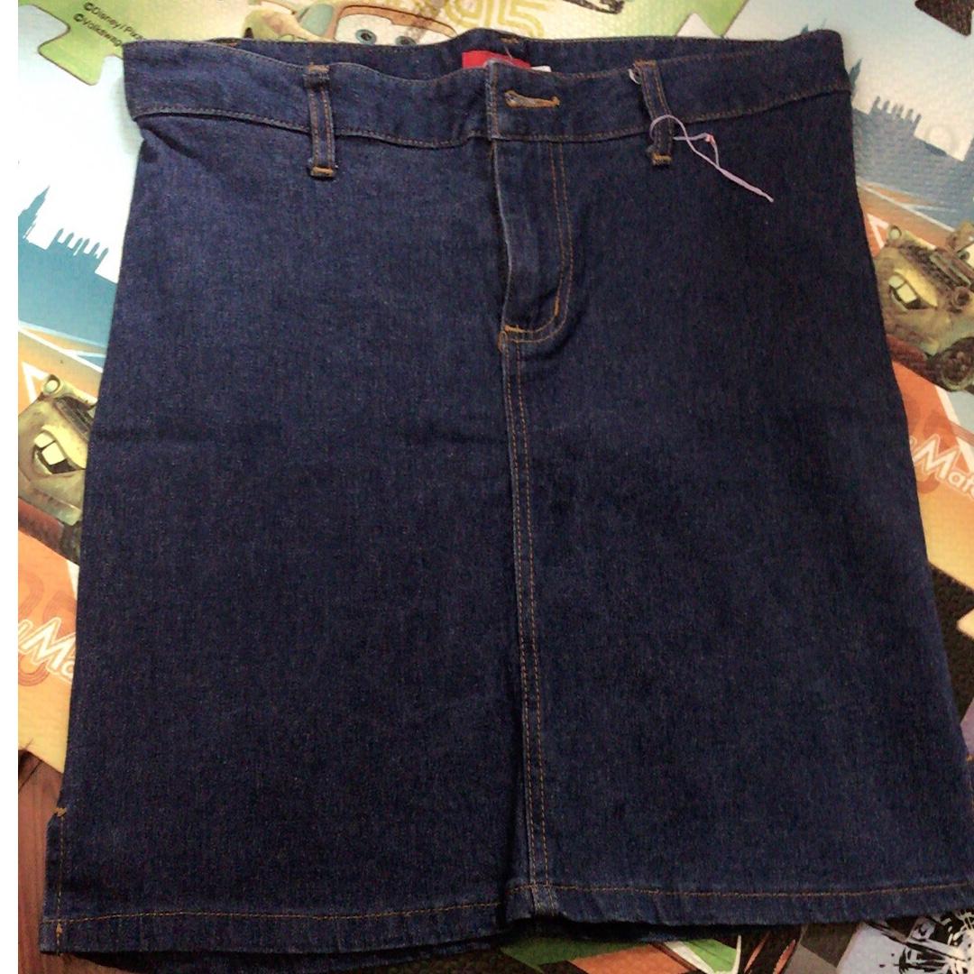 dickies mini skirt
