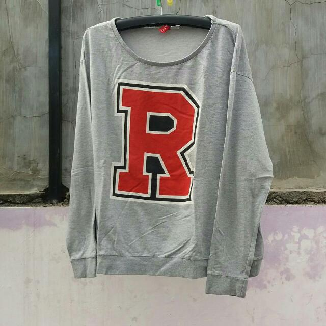Divided by HnM Grey Semi Sweater