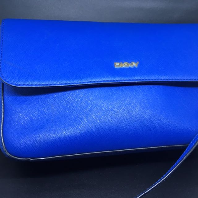 DKNY Ladies Bag Blue