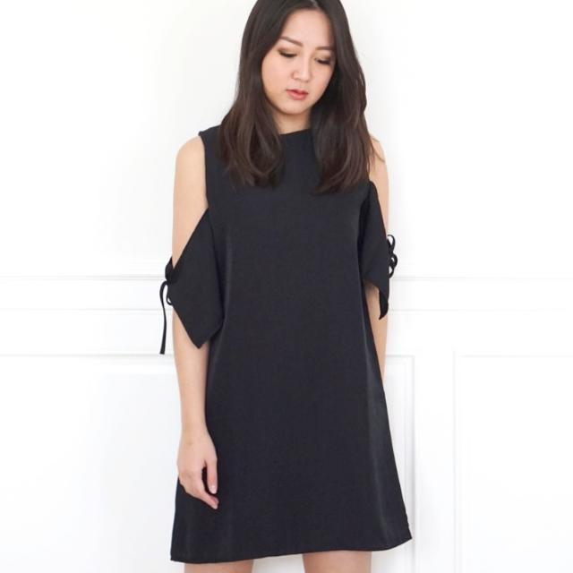 Dress Hitam Little Black Dress