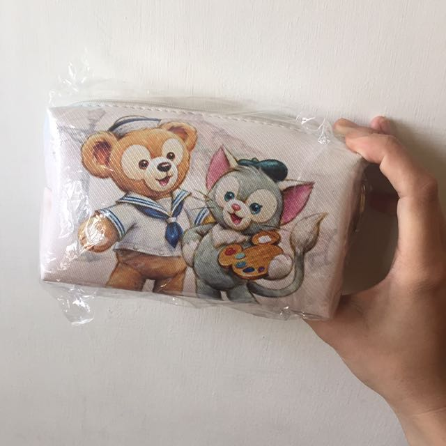 Duffy 化妝包 鉛筆盒 包包