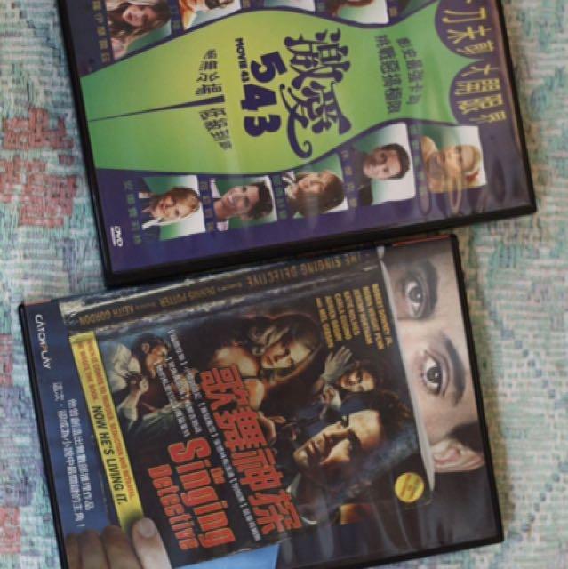 二手DVD 電影