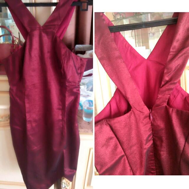 Elyseesbylily Asymetric Dress