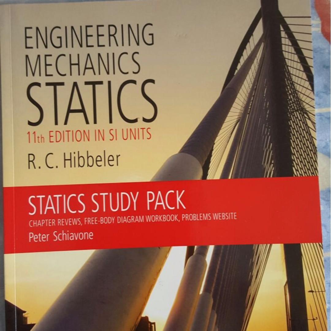 engineering mechanics statics 11th edition in SI units