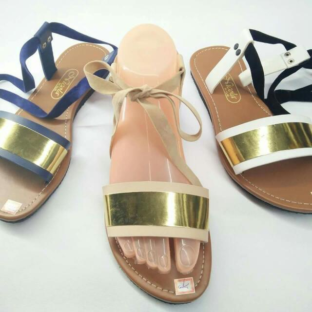 Flat Sandals(Wholesale *One Design One Color For 6pcs)