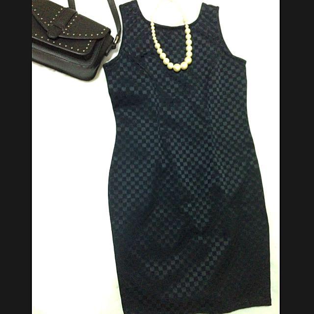 For Me Formal Black Dress