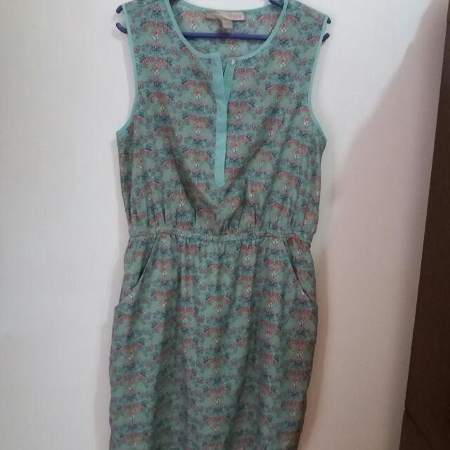 Repriced!!! Forever 21 Sleeveless Dress