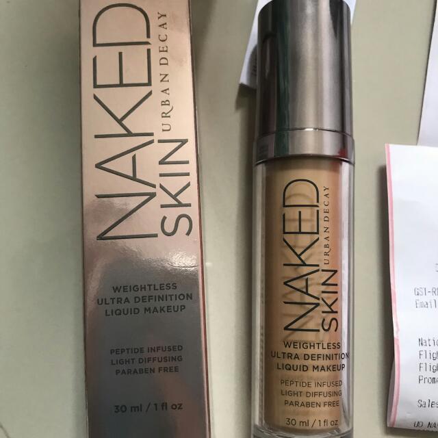 Foundation Naked