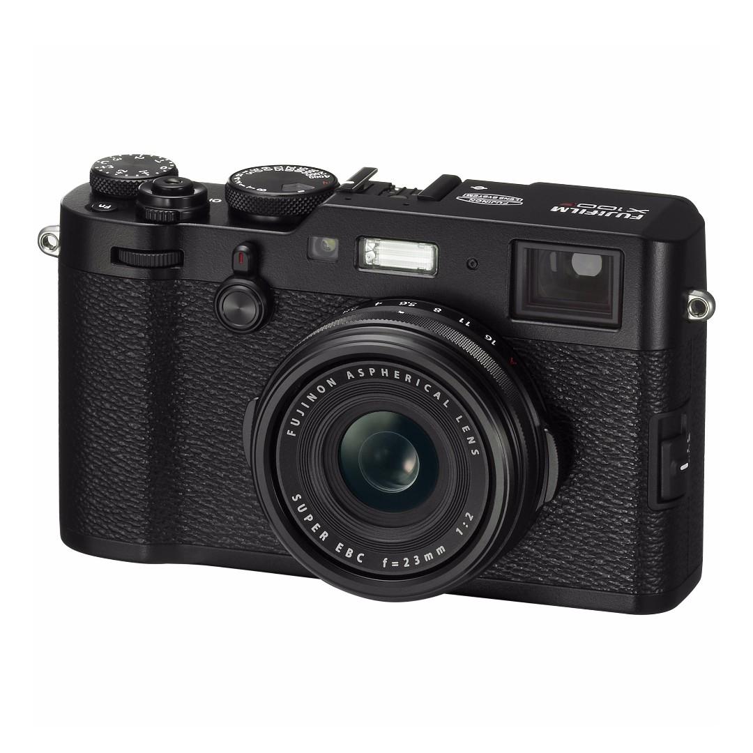 Fujifilm X100F w/ 23mm F2.0