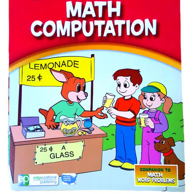 Grade 2: Math Computation