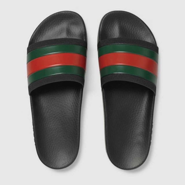 GUCCI Slides for Her 🌺