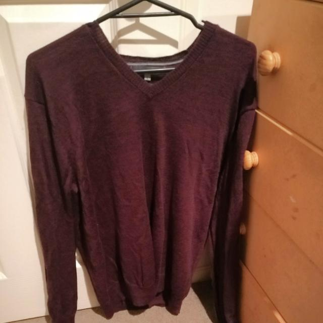 H. Brothers NZ Merino Wool Sweater