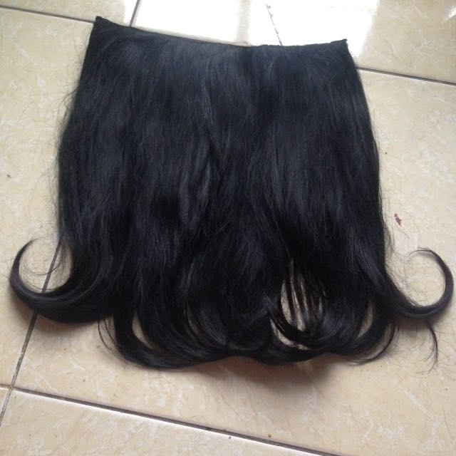 Hairclip Seven7 Black