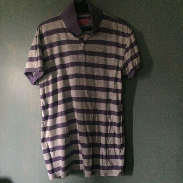 Herbench Plus Size Polo Shirt