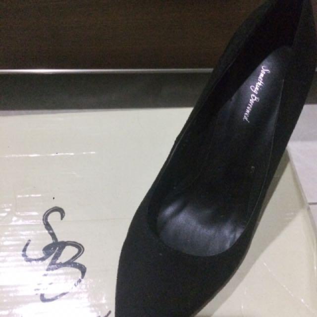 High Heels Something Borrowed