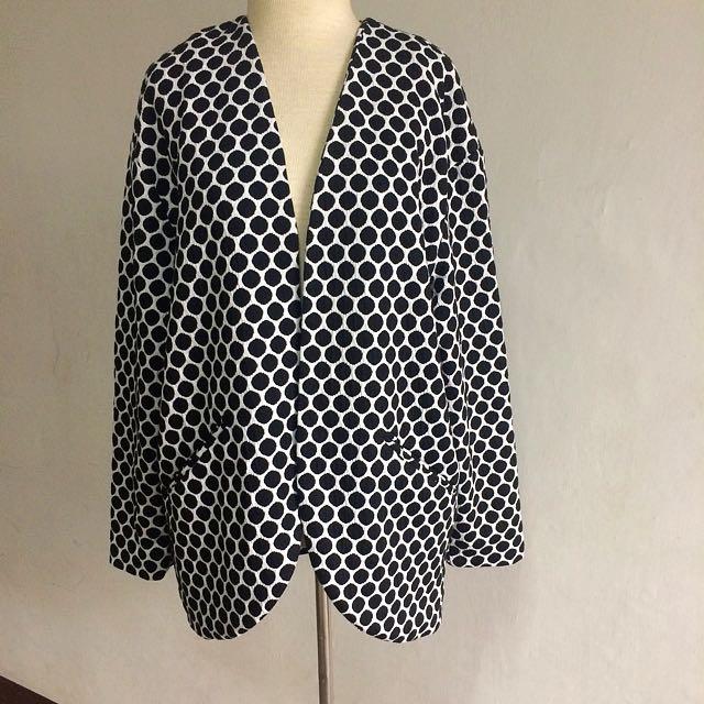 H&M Lightweight Cocoon Jacket