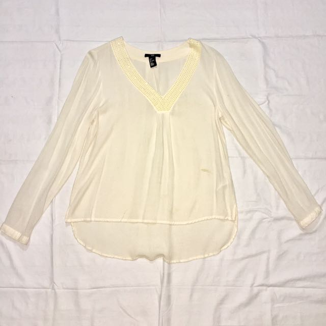 H&M Long Sleeves Top