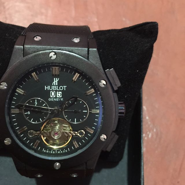 Hublot Branded Watch