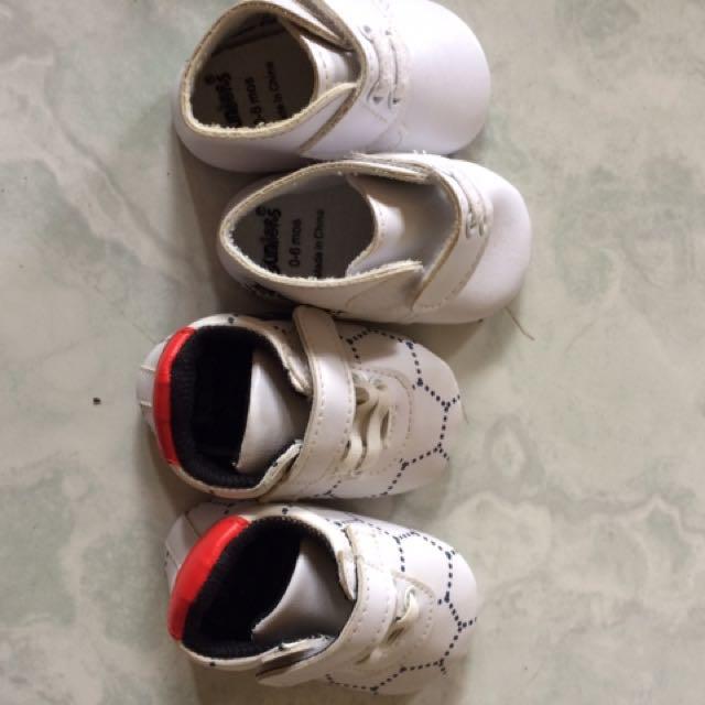 Infant Shoes (50 each)