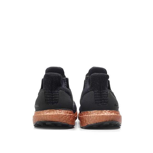 b015a52780b8e INSTOCK Adidas Ultra Boost PK Tech Rust Black