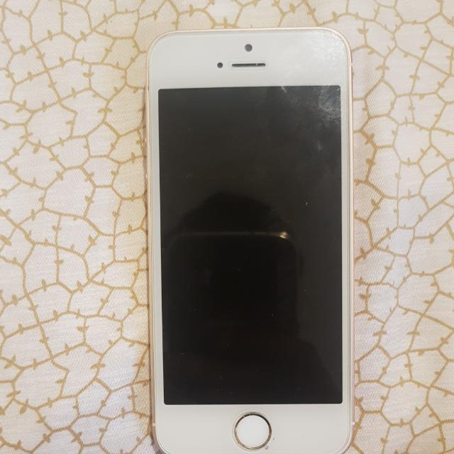 Iphone 5s RoseGold 64GB FULLSET
